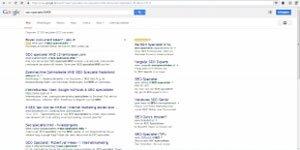 positiescan zoekmachine