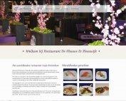 Restaurant de nieuwe Es